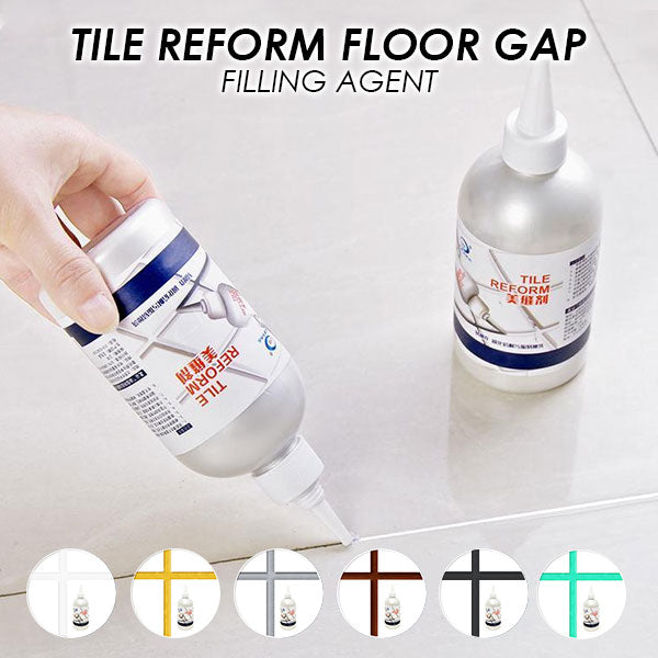 Tile Reform Floor Gap Filling Agent (50% Off Today Only!)