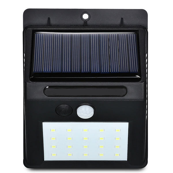 Solar Sensor Waterproof Wall Light (50% Off Today Only!)