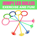 Jumpy LED Roller - Exercise and Fun! (50% Off Today Only!)