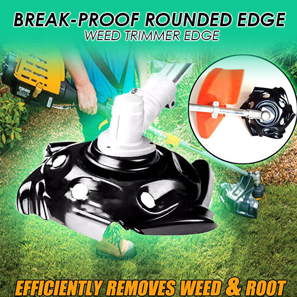 **DEAL UNLOCKED** 70% OFF for another set of Break-proof Rounded Edge Weed Trimmer Edge! + FREE Upgrade to Platinum LIFETIME Warranty Entire Order (U.P: $199.99)
