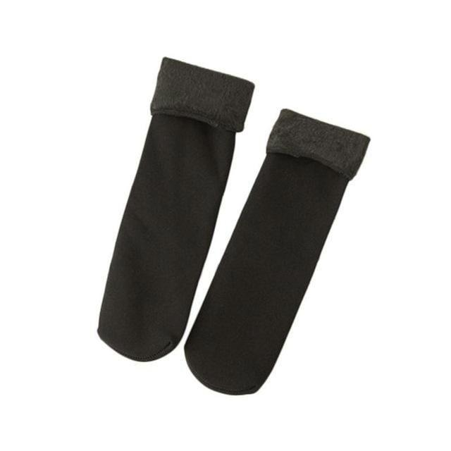 2019 New Year Mega Sale !! 2-layered Thermal Fleece Winter Socks **70% Off Today ONLY!**