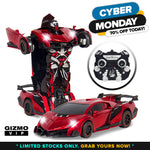 GizmoVIP™ RC Robot Transformation Car **70% Off Today ONLY!** Few Units Left... Hurry before it's GONE!