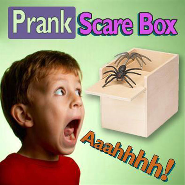 2019 New Year Mega Sale !! Prank Scare Box Gift!  **70% Off Today ONLY!**