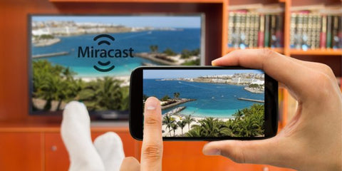 miracast phone to tv