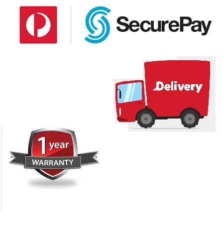 Pay securely with Australian secure pay
