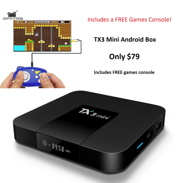 TX3 mini 2/16GB