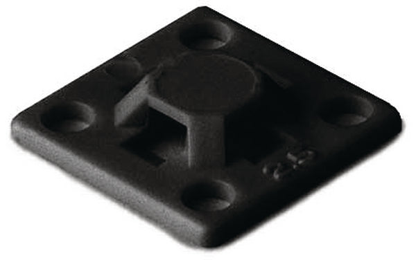 SELF- AHESIVE  CABLE  MOUNT 19X19 - 169750000