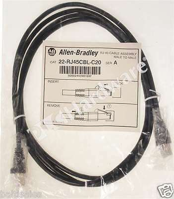 DSI CABLE ,RJ45 TO RJ45  -  22-RJ45CBL-C20