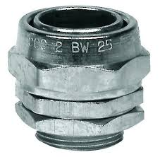 ACG-4 - SIZE 4 METAL GLAND FOR ARMOURED