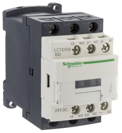 LCD1- CONTACTOR