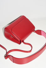 Load image into Gallery viewer, cherry-red & pink cross-body