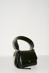 Black cross-body