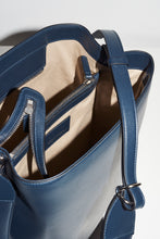 Load image into Gallery viewer, navy tote