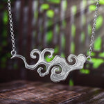 Breezy Cloud - Handmade Necklace | NEW