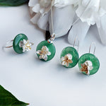 Whispering Lotus - Jewelry Set - MetalVoque