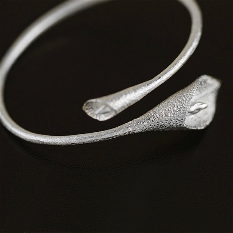 Calla Lily - Handmade Bangle | NEW