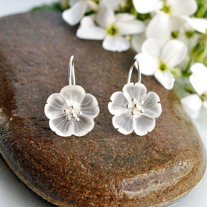 Rainy Flowers - Jewelry Set - MetalVoque