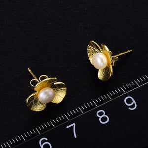 Secret Clover - Stud Earrings | NEW