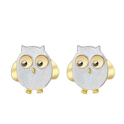 Cute Owls - Handmade Earrings