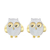 Cute Owls - Stud Earrings