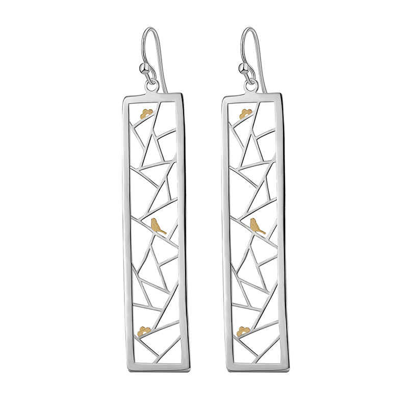Outside my Window - Dangle Earrings | NEW