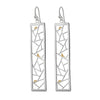 Outside my Window - Dangle Earrings | NEW - MetalVoque