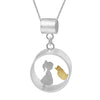Pet Love - Handmade Pendant - MetalVoque