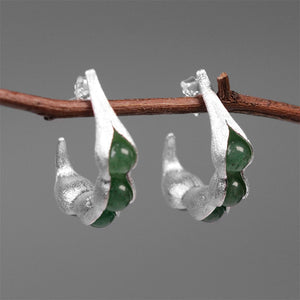 Lucky Peas - Handmade Earrings | NEW - MetalVoque