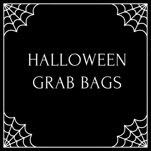 Halloween Themed Grab Bags