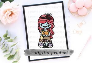 DIGITAL: sally cute dress