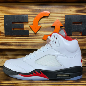 Jordan 5 Retro - Fire Red