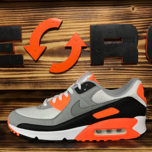 Nike Air Max 90 Recraft Total Orange
