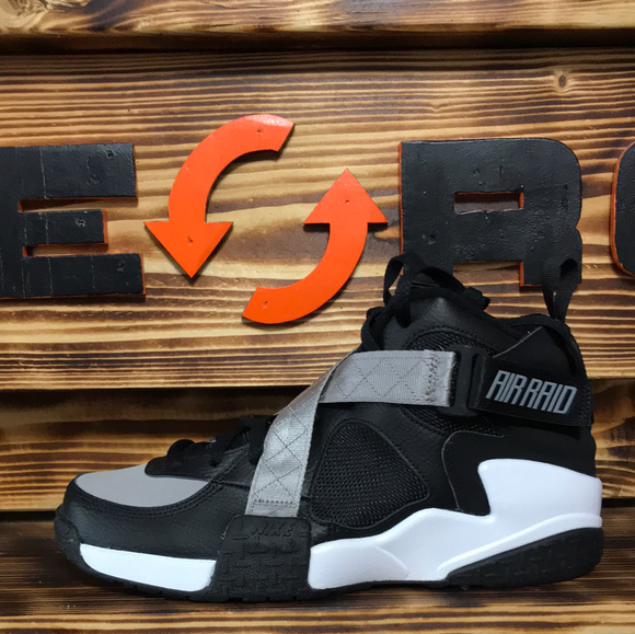 Nike Air Raid OG Black Grey (2020)