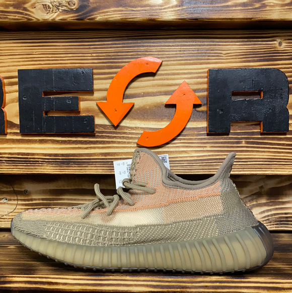 Yeezy 350 - Sand Taupe