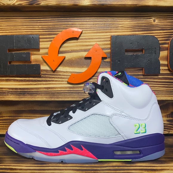 Jordan 5 - Alternate Bel Air