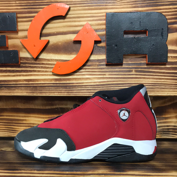 Jordan 14 Retro Gym Red Toro (PS)