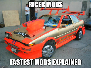 Common Ricer Mods