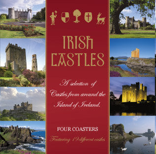 Irish Castles Coasters