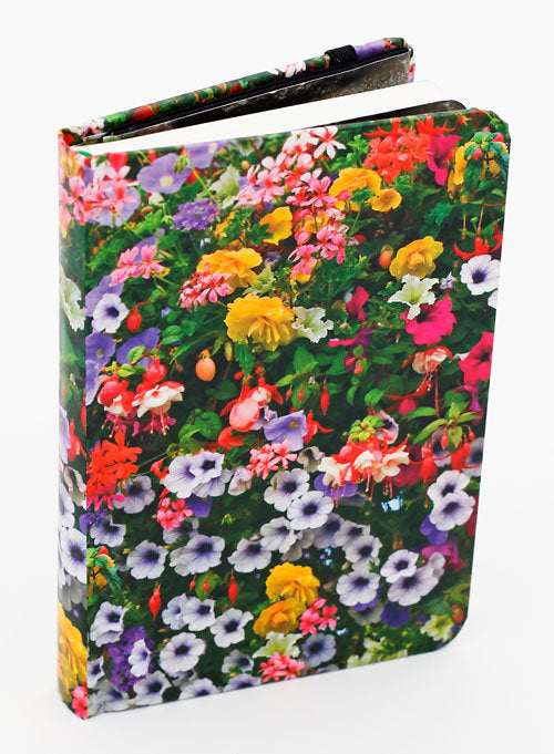 Flowers Avec Lined Writing Journal