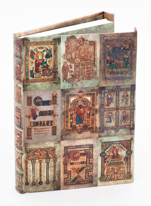 Book of Kells Voyage Lined Writing Journal