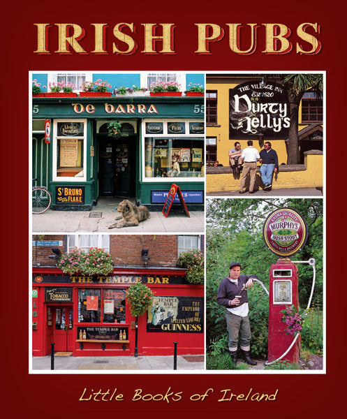 Irish Pubs Mini Book