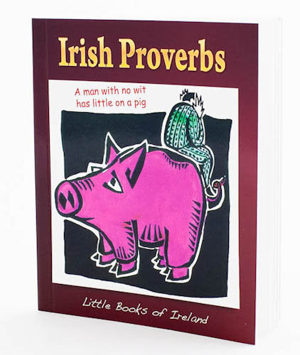 Irish Proverbs Mini Book