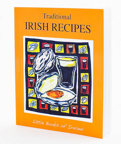Irish Recipes Mini Book