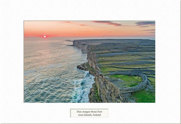 Dun Aengus, Aran Islands  - Visions of Ireland