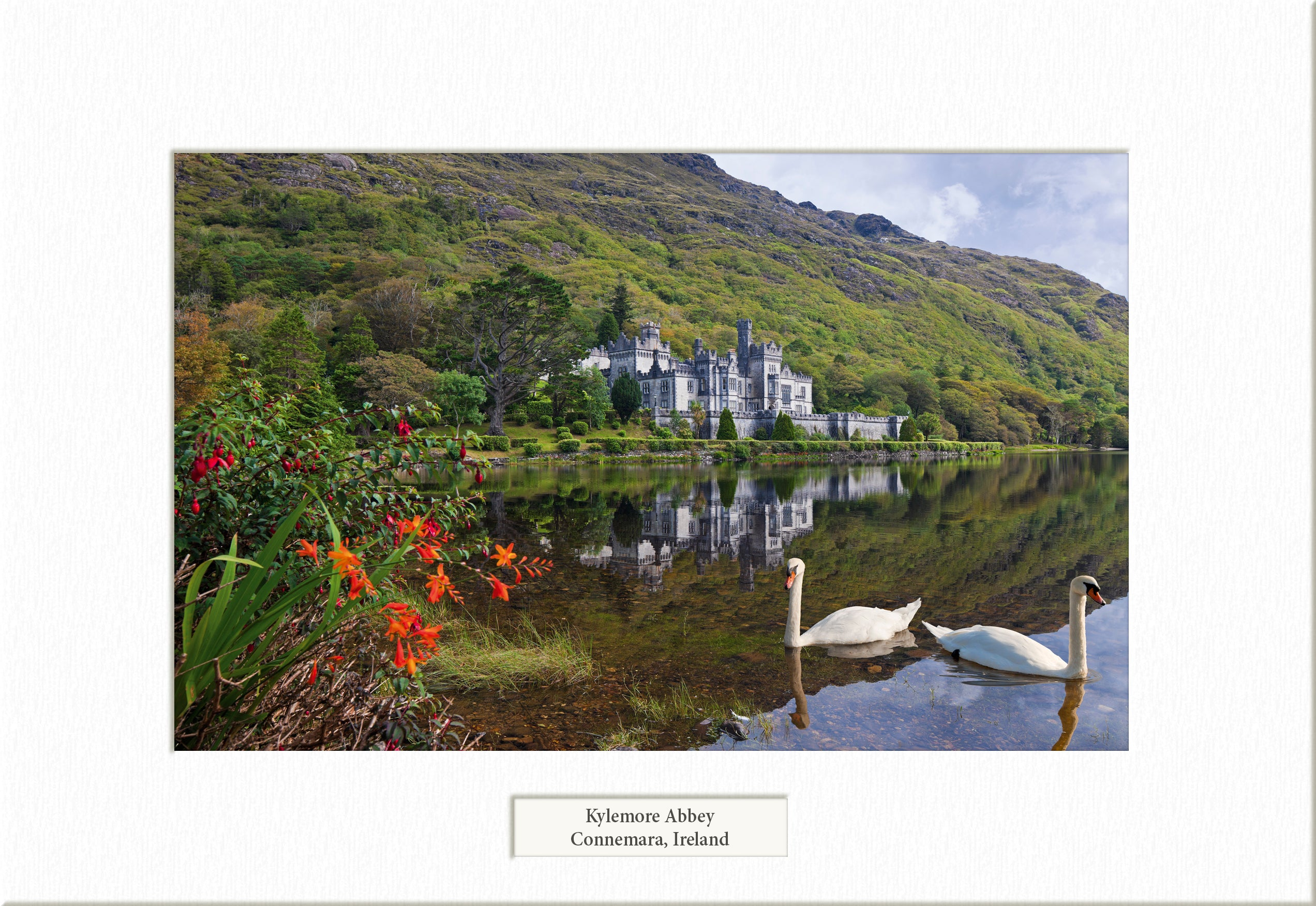 Kylemore Abbey - Visions of Ireland