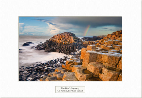 Giant's Causeway  - Visions of Ireland
