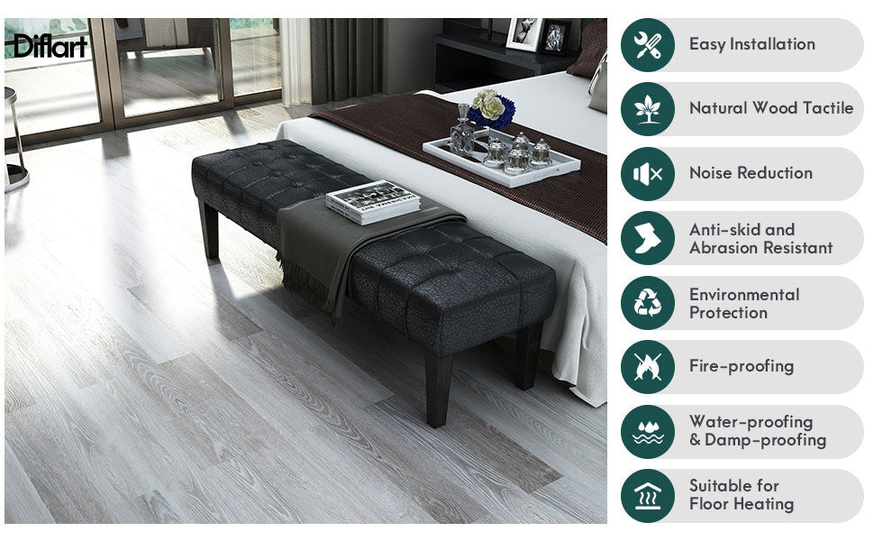 Luxury Vinyl Floor Tile