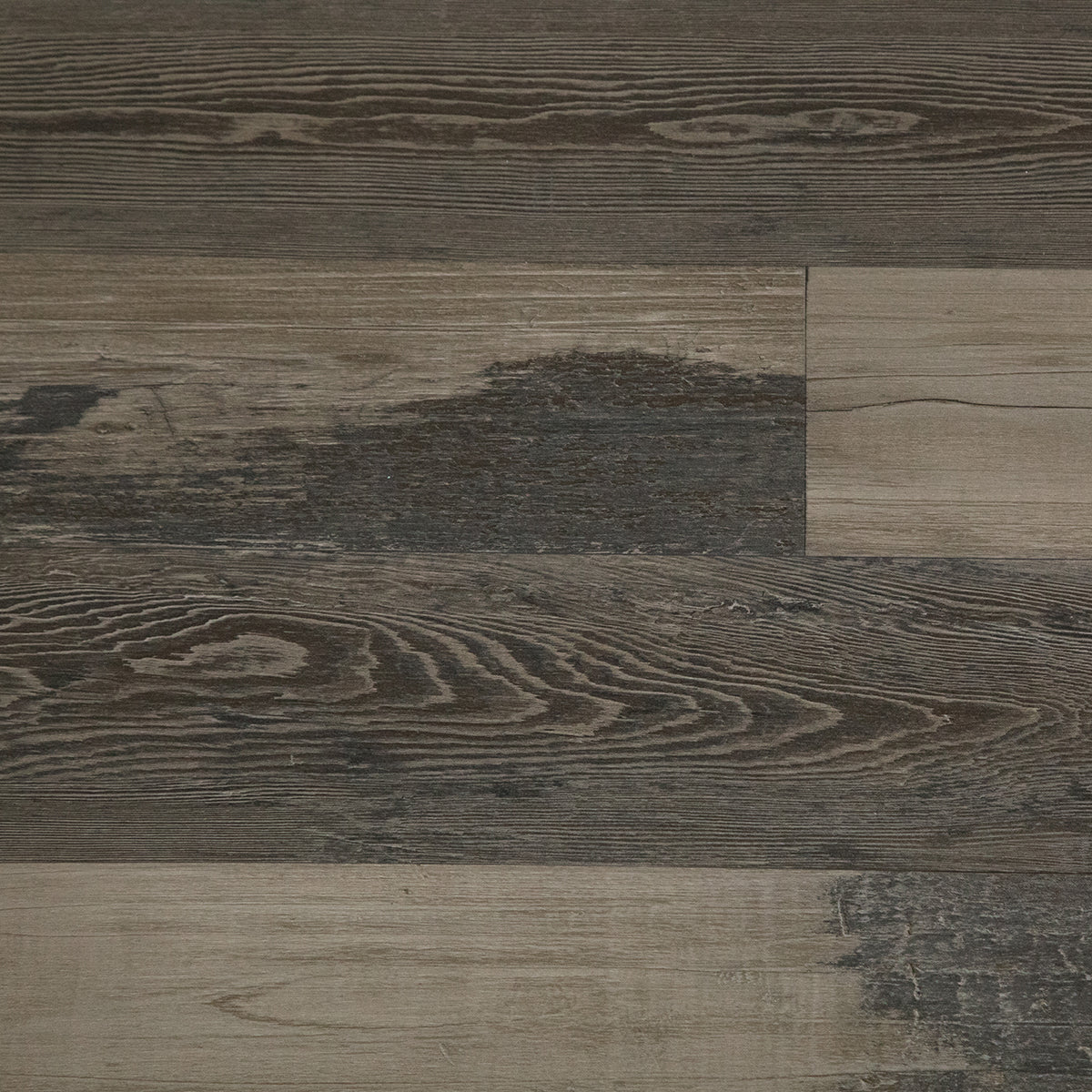 Luxury Gray Maple Vinyl Plank Flooring Rigid Core Diflart