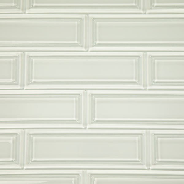 3d White Glass Subway Tile 4x12 Inch Pack Of 15 5 Sq Ft 丨