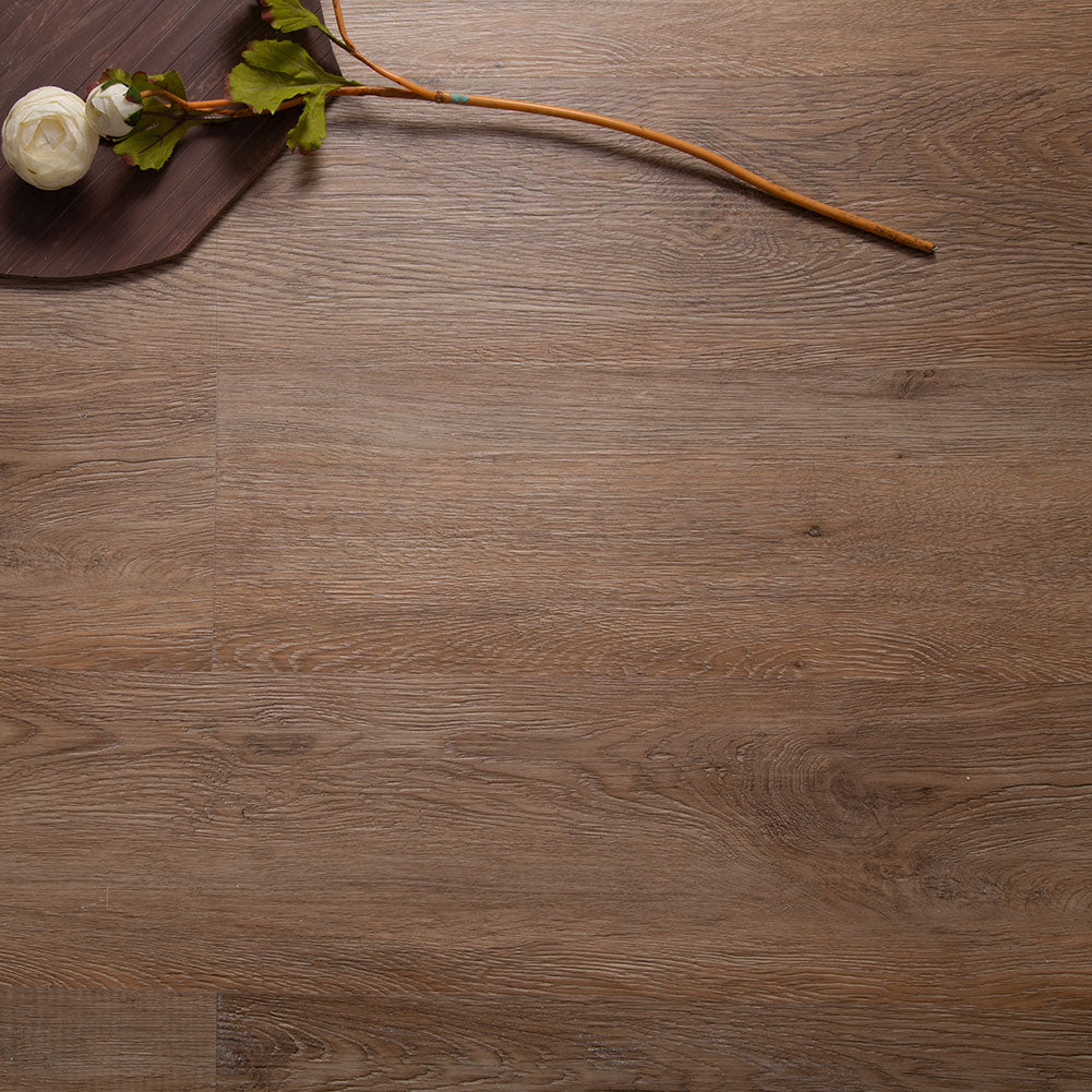 Classical Oak Rigid Core Luxury Vinyl Plank -  Foam Back